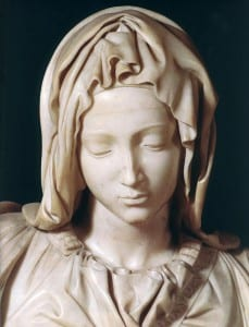 Michelangelo_Pieta.detail.Mary_1499